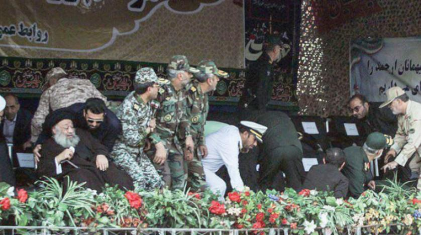 Attacks on Iran Military Parade Show Fractures in Regime Rule