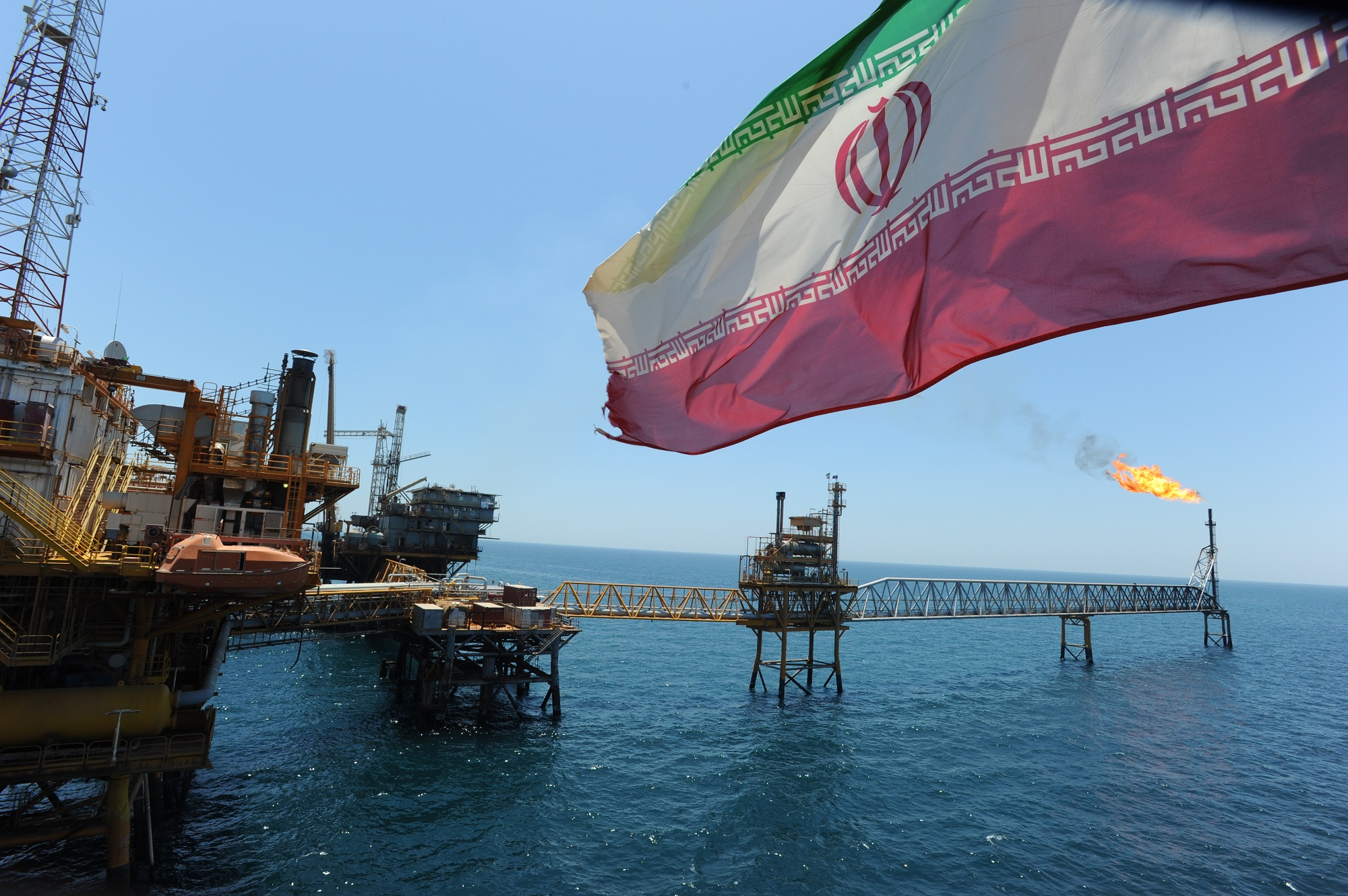 Will Oil Sanctions Crumble the Iranian Regime?
